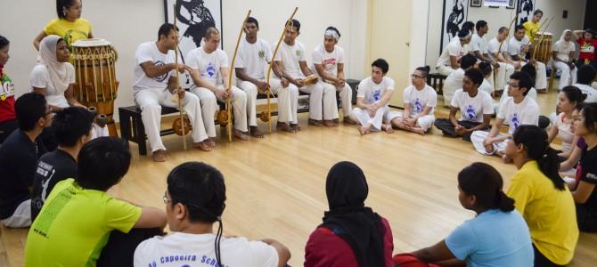 AÚ Capoeira Open Roda