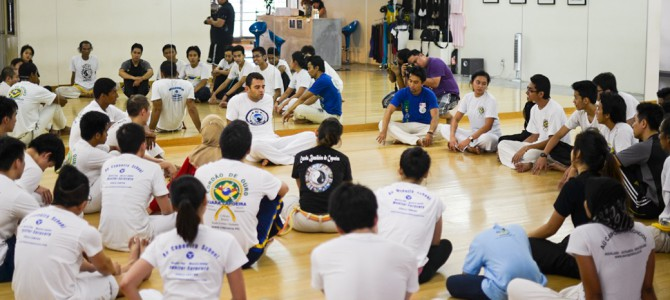 4th Capoeira Workshop with Mestre Junior