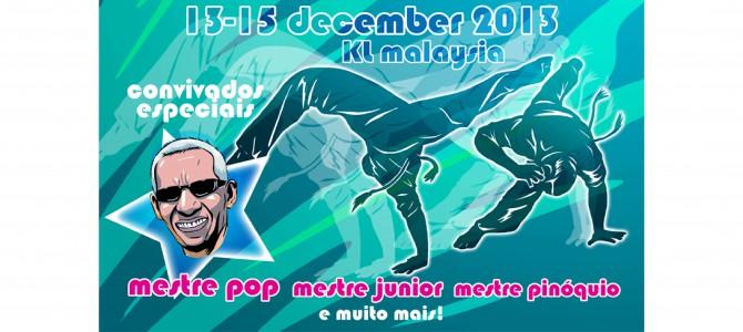 Inaugural Capoeira Batizado 2013